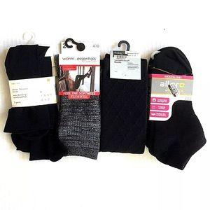 8 pairs of women's Assorted Socks